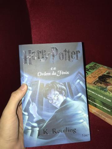 Vendo coleção de livros do Harry Potter - Foto 5