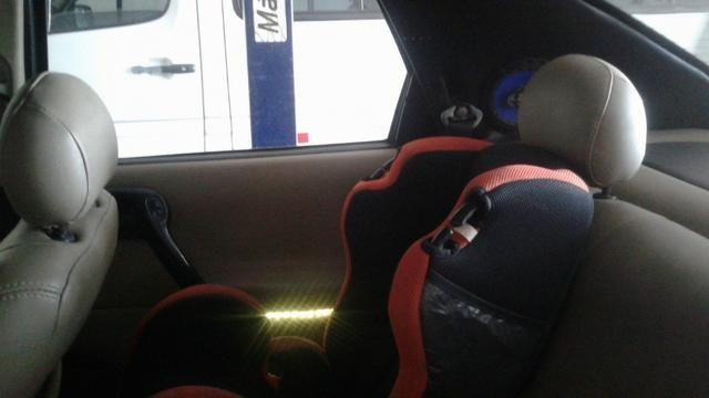 Vendo ou troco vectra em carro 1.0 ou 1.6 - Foto 7