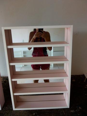 Esmalteiras com espelho no fundo - Foto 3