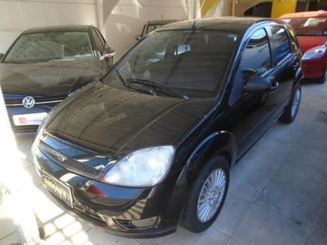 Ford Fiesta Personnalite 1.0  Preto