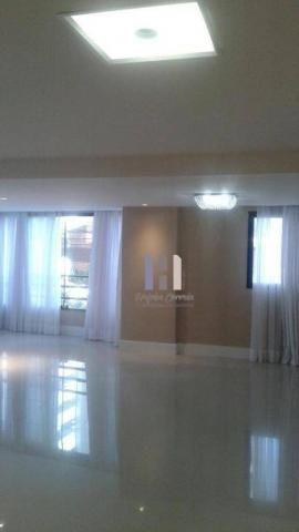 Apartamento com 4 dormitórios para alugar, 208 m² por r$ 4.500,00 - petrópolis - natal/rn - Foto 4