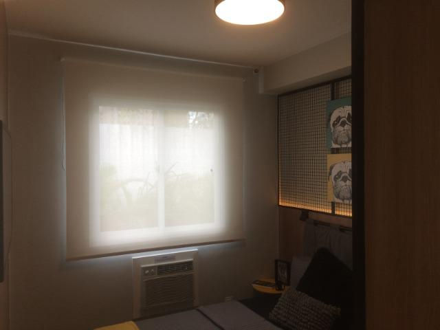 Apartamento sala e quarto varanda com infraestrutura - Foto 16