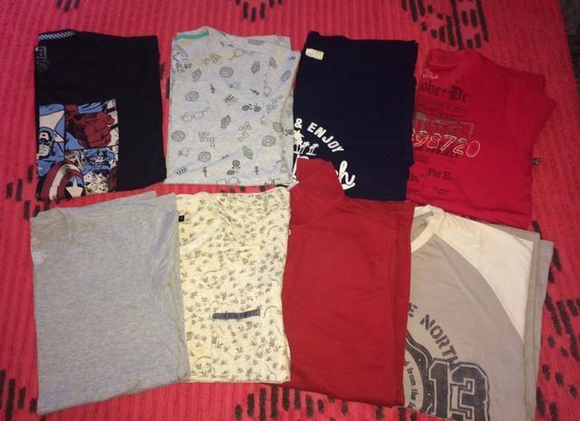 Camisas e calças - Foto 2