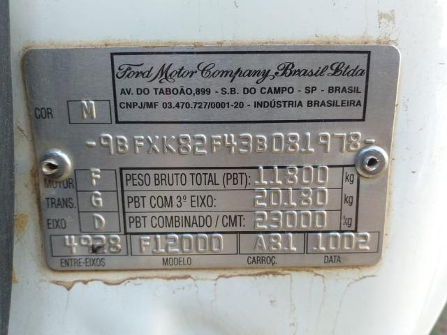 Caminhão Ford Toco Pitbull - Foto 7