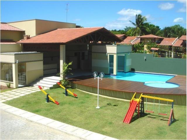 Alugo Casa em Condomínio Fechado - Lagoa Redonda