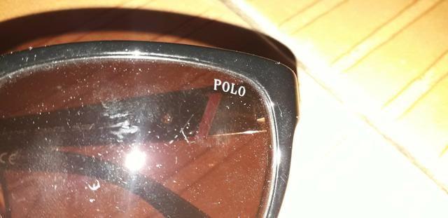 Oculos de Sol Feminino Polo Ralph Lauren PH4066 ORIGINAL Preto com detalhes  em tartaruga 7da46b37f3