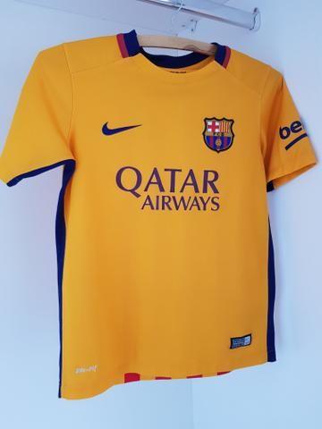 Barcelona - camiseta infantil original - Esportes e ginástica - Vila ... 202bc34c368ea