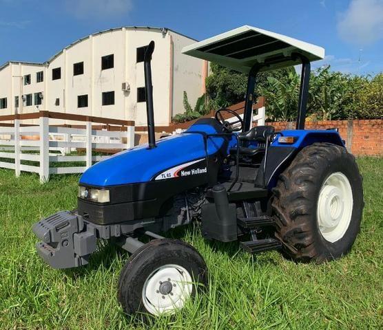 Trator TL 65 2002
