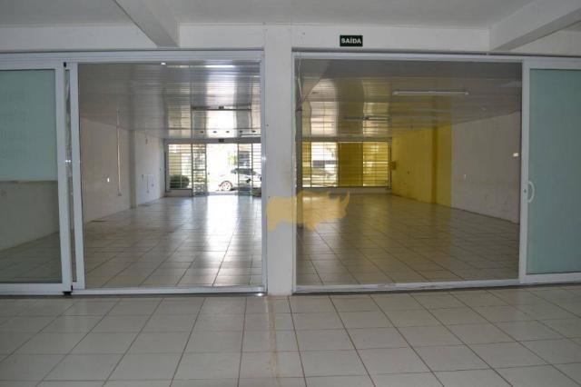 Barracão para alugar, 330 m² por r$ 4.500/mês - consolação - rio claro/sp - Foto 3
