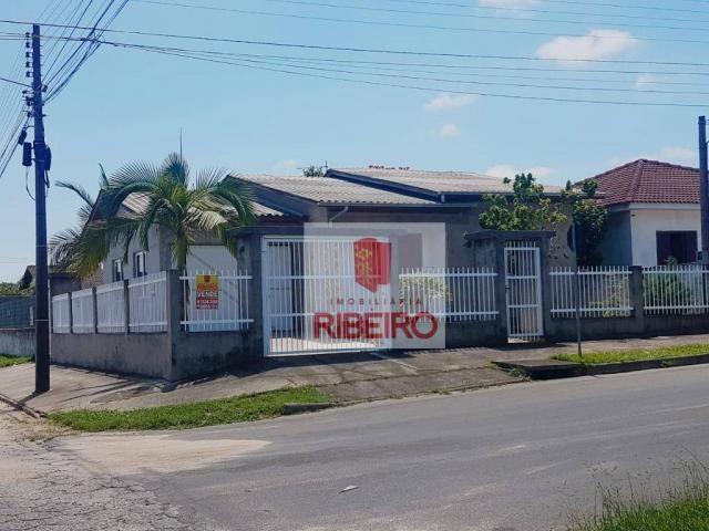 Casa com 3 dormitórios à venda, 100 m² por R$ 250.000 - Jardim Das Avenidas - Araranguá/SC