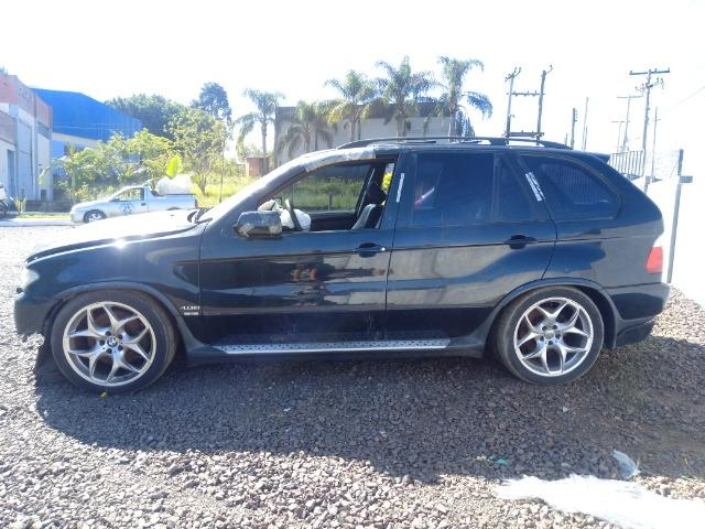 Sucata bmw x5 2005 4.8 is