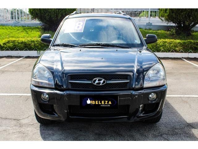 Hyundai Tucson Hyundai Tucson 2.0 mpfi gls 16v 143cv 2wd gasolina 4p automático - Foto 2