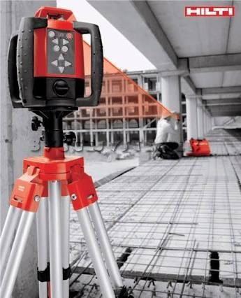 Laser rotatorio hilti - Foto 2