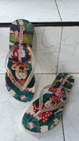 f1b3014662 Sandálias para revenda - Roupas e calçados - Carité