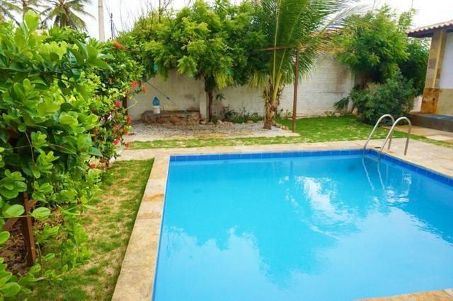 Casa em Aguas Belas com piscina de auto padrão
