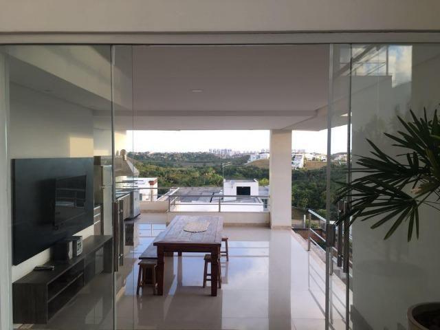 Incrível Casa 4/4, 460m², dois andares, em Alphaville II! Oportunidade única! - Foto 5