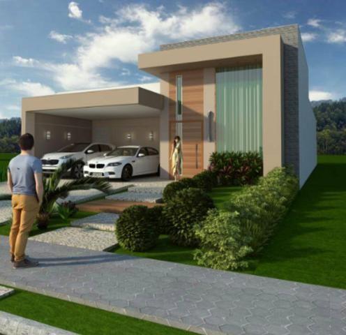 Casa nova 3quartos 3suites, sauna, piscina churrasqueira rua 12 Vicente Pires condomínio