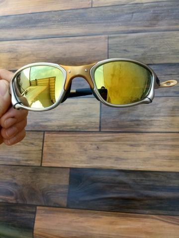33a191bd1 Oculos Oakley Double-x 24k gold - Bijouterias, relógios e acessórios ...