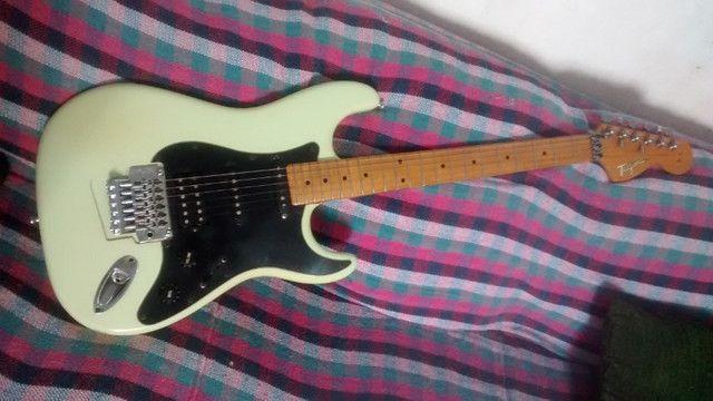 Guitarra Tagima T-650 FL Floyd Rose Raridade as Primeiras
