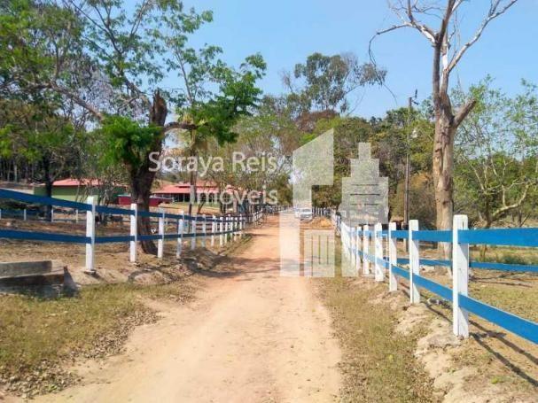 Chácara à venda com 4 dormitórios em Área rural de pará de minas, Pará de minas cod:820 - Foto 2