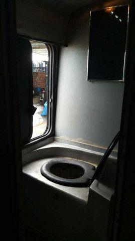 Busscar rodoviário O-400 com banheiro  - Foto 8