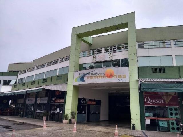 Sala para alugar, 34 m² por R$ 1.000,00/mês - Camboinhas - Niterói/RJ