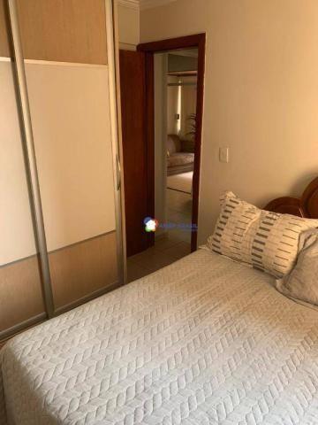 Apartamento com 2 dormitórios à venda, 70 m² por R$ 194.500,00 - Setor Leste Universitário - Foto 8