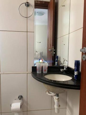 Apartamento com 2 dormitórios à venda, 70 m² por R$ 194.500,00 - Setor Leste Universitário - Foto 12