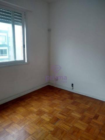 Apartamento com 3 dormitórios à venda, 110 m² por R$ 450.000,00 - Boqueirão - Santos/SP - Foto 18