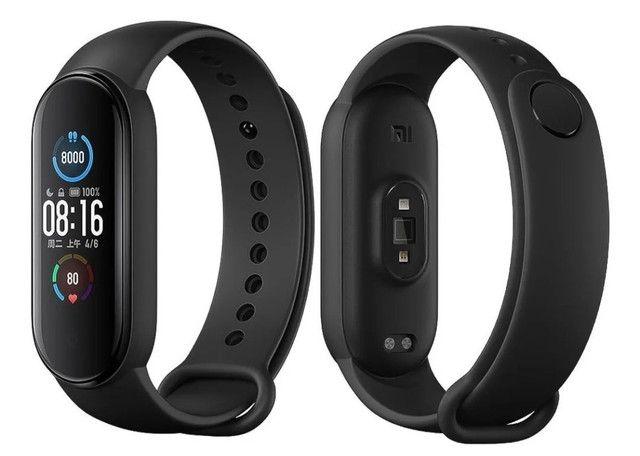 Smartwatch Mi Band 5 Xiaomi Original Versão Global - Foto 2