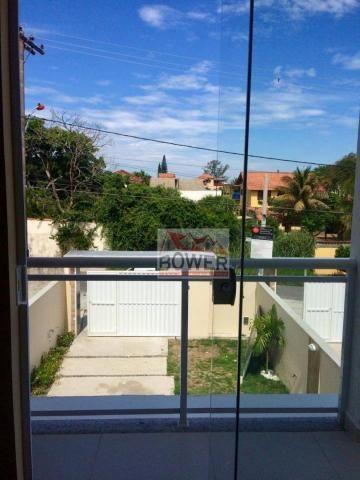 Casa com 3 dormitórios à venda, 70 m² por R$ 349.000,00 - Jardim Atlântico Central (Itaipu - Foto 18