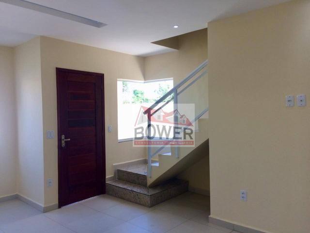 Casa com 3 dormitórios à venda, 70 m² por R$ 349.000,00 - Jardim Atlântico Central (Itaipu - Foto 5