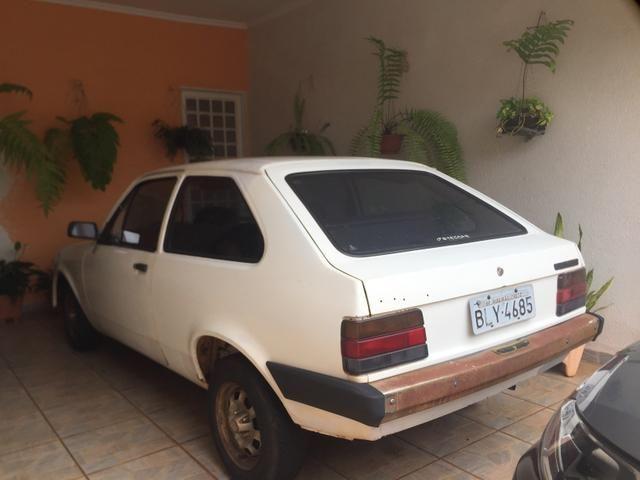 Chevette branco 83 - Foto 6