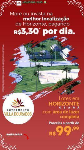 Loteamento Villa Dourados:: Ligue@@ - Foto 3