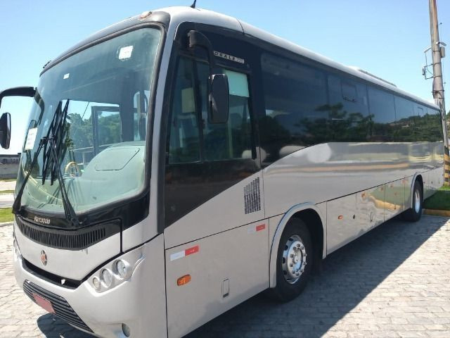 Ônibus Marcopolo Ideale 770 Mercedes Benz OF 1721 Bluetec 5 Ano/modelo: 2012/2012 - Foto 2