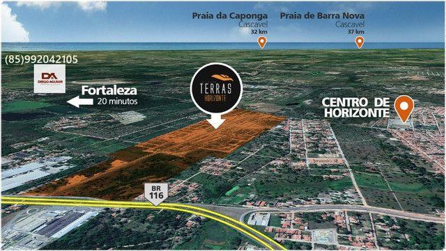 !! Terras Horizonte * as margens da BR 116 !! - Foto 9