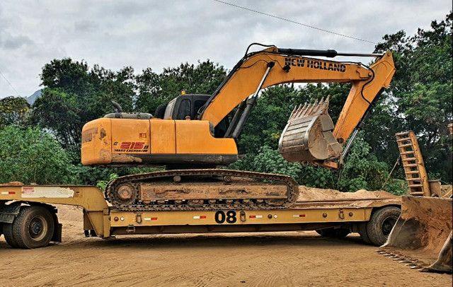 Escavadeira New Roland E215b  - Foto 5