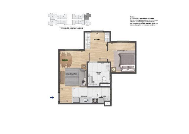 Apartamento Novo, Faltou Entrada? Parcelamos para você-Financiamento Caixa-Use seu FGTS - Foto 2