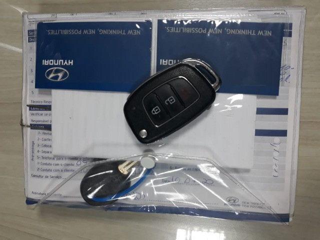 HB20 Comfort Plus Turbo 2018 Impecável - Foto 19