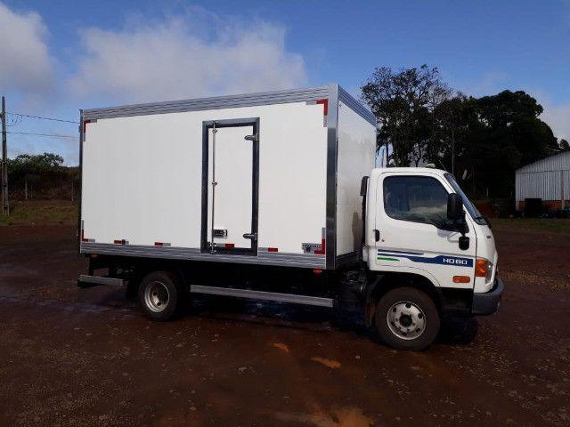 bau refrigerado remanufaturado com garantia instalado no seu caminhão  - Foto 3