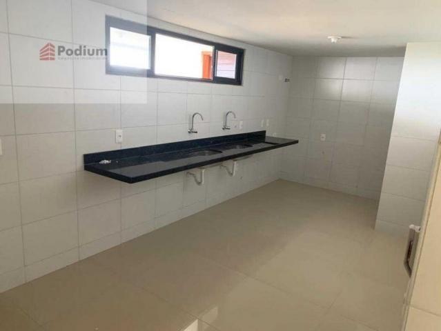 Apartamento à venda com 4 dormitórios em Aeroclube, João pessoa cod:36315 - Foto 9