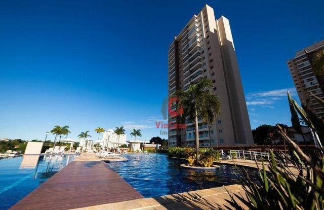 Apartamento com 2 dormitórios à venda, 63 m² por R$ 310.000,00 - Glória - Macaé/RJ