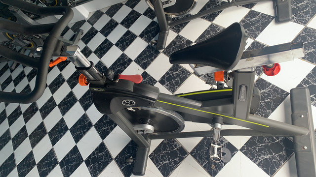 Bike spinnig  - Foto 2