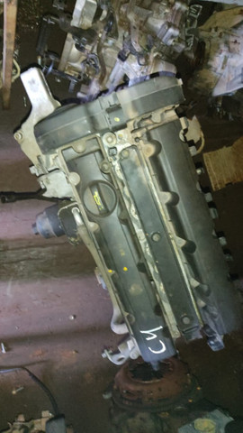 Motor C4 Usado E Revisado Muito Otimo - Foto 3