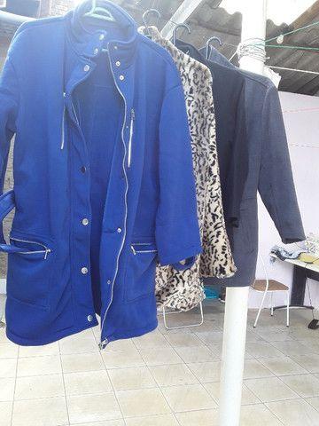 Vendo casaco la batida usado 1 vez - Foto 5