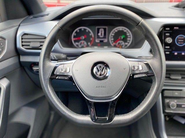 VW T-Cross comfortline Pacote premium 2020 - Foto 12