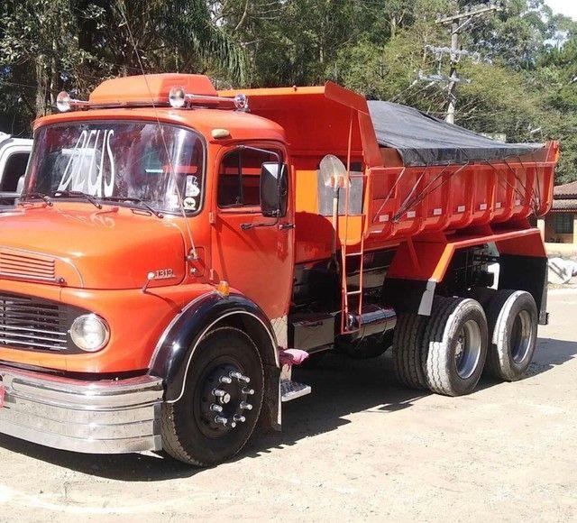 Mercedes benz 1313 - 1975  - Foto 2