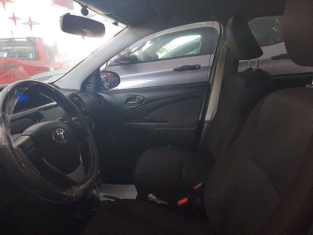 Etios 2018 1.5 X Sedan, flex, automático  - Foto 6