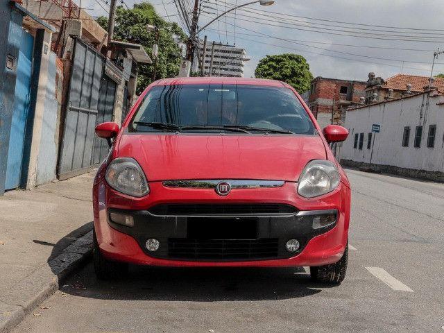Fiat Punto 1.4 attractive 2013 - Foto 4