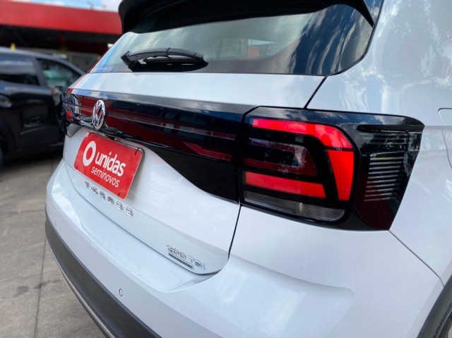 VW T-Cross comfortline Pacote premium 2020 - Foto 6